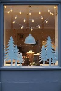 Fausse Fenetre Lumineuse : no l 2015 faites une d co originale et festive de vos fen tres ~ Melissatoandfro.com Idées de Décoration