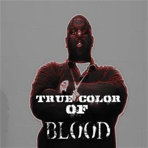 what is the real color of blood j roc so da true color of blood hosted by the real