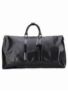 Louis Vuitton Weekender : louis vuitton weekender bag in black lyst ~ Watch28wear.com Haus und Dekorationen