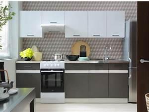 Unterschränke Küche Günstig : k chenzeile k chenblock junona 2 4m 7xober unterschr nke l rche hell wei ebay ~ Buech-reservation.com Haus und Dekorationen