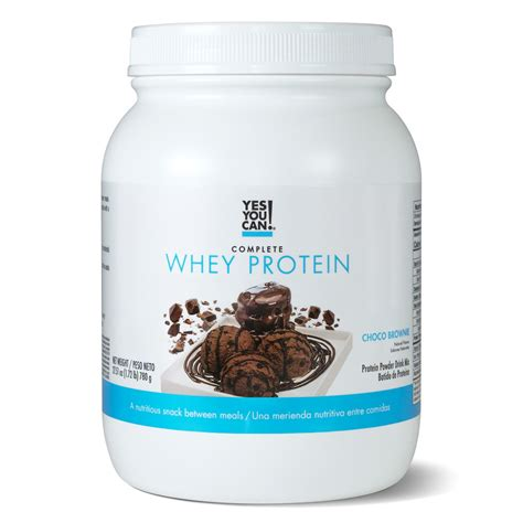 Amazon.com: Yes You Can! Complete Whey Protein, a