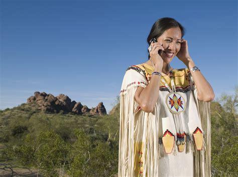 Amerikas Ureinwohner in den Vereinigten Staaten heute ...