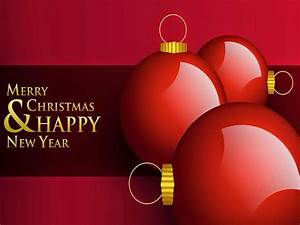 Merry Christmas & Happy New Year 2016 HD Wallpapers Free ...