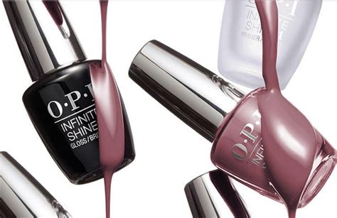 Opi Gel Nail Polish Collection