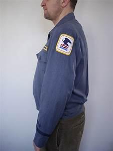 vintage us mail usps postal service letter carrier uniform With letter carrier jacket