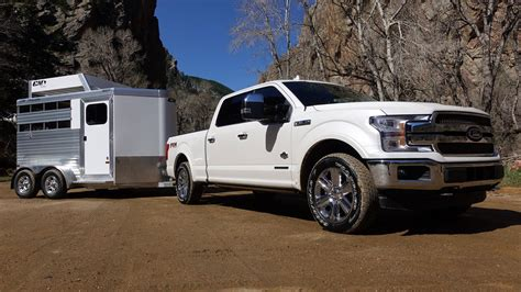 2018 Ford F 150 Diesel first drive review: High torque