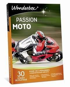 Idee Cadeau Moto : coffret cadeau passion moto wonderbox ~ Melissatoandfro.com Idées de Décoration