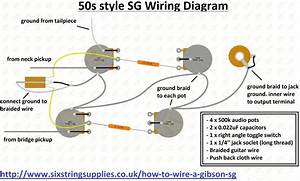 Pickup Wiring Diagram Sg