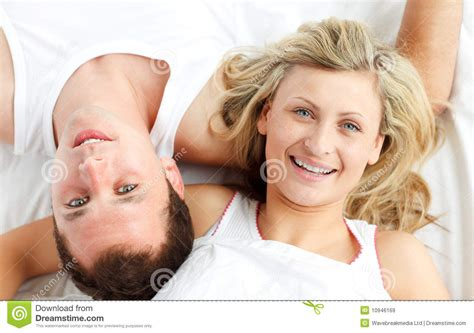 Close Up Of Couple Foreplay Royalty-free Stock Image