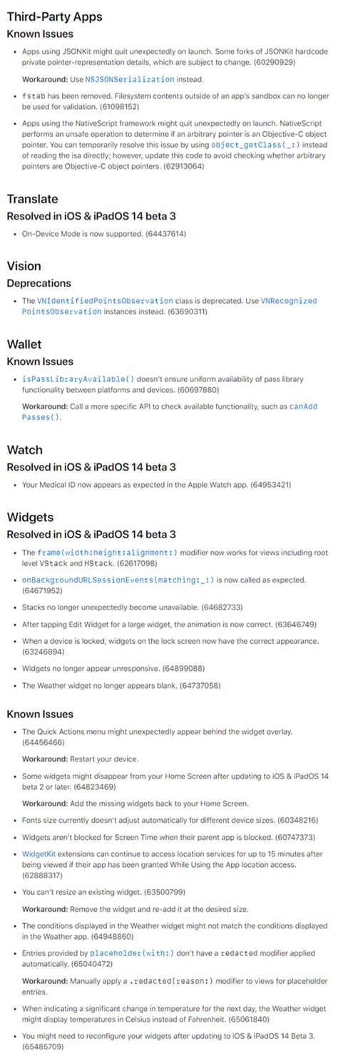 iOS 14 Beta 3 Release Notes, Changes, New Features, And ...