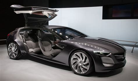 List Of Opel Concept Cars
