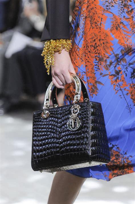Christian Dior Spring 2014 Best Bags At Paris Fashion