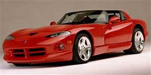 1999 Dodge Viper SRT Review, Ratings, Specs, Prices, and