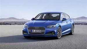Audi A5 Sportback 2018 : 2018 audi a5 and s5 sportback revealed ahead of paris debut ~ Maxctalentgroup.com Avis de Voitures