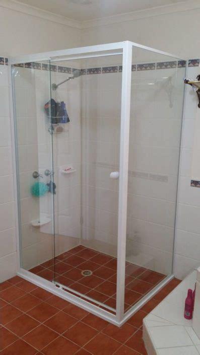 semi framed shower screens shower screens sydney
