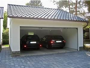 Stavba garáže na klíč