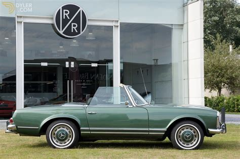 With origins in the first ever car produced by karl benz, mercedes' history is nothing short of. Classic 1969 Mercedes-Benz 280 SL Pagoda for Sale - Dyler