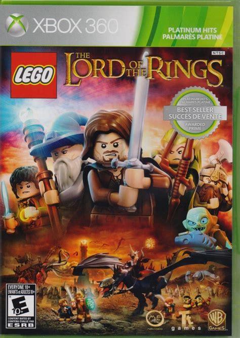 Amante de los juegos de xbox360? The Lord Of The Rings Lego Xbox 360 Juego Nuevo En Karzov ...