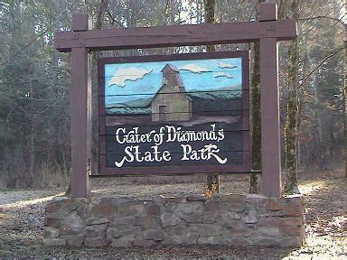 arkansas mine cabins crater of diamonds state park arkansas