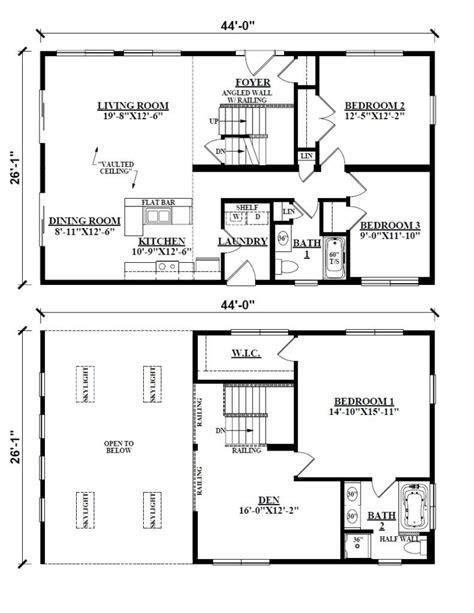 Cabin Floor Plans Log Cabin Floor Plans Kintner Modular Homes