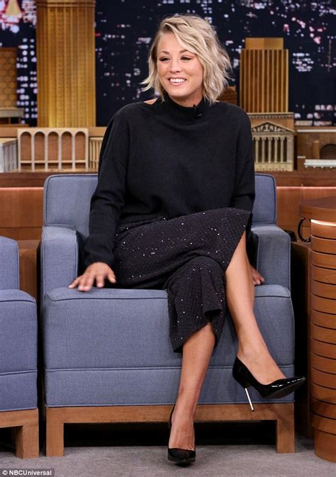Kaley Cuoco Sweeting dishes on how she lost weight for her