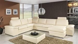 Lounge Sofa Leder : design luxus lounge sofa landschaft couch polster garnitur leder beige sl08 neu ~ Watch28wear.com Haus und Dekorationen