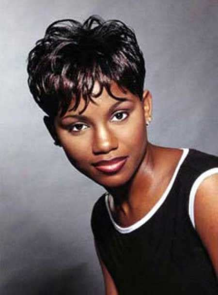 short hairstyles for black women 2013 short hairstyles
