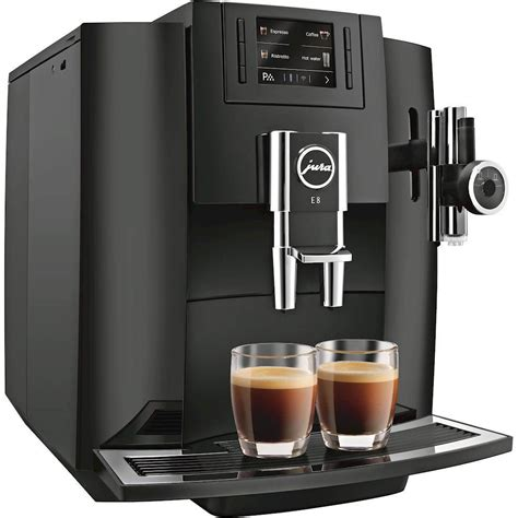 Read our reviews to know the if you want a coffee maker that brews coffee with a press of a button, one of the best jura coffee machines on this list might appeal more to you. jura - E8 Espresso Maker/Coffee Maker - Piano Black | Automatic coffee machine, Espresso coffee ...