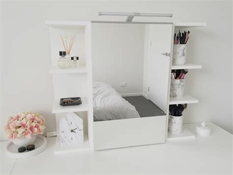 Ikea Schrank Lillangen by Use Ikea Lill 197 Ngen Mirror Cabinet As A Vanity Mirror With
