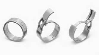 breakaway wedding ring revolutionary concept improves wedding rings for industry tap