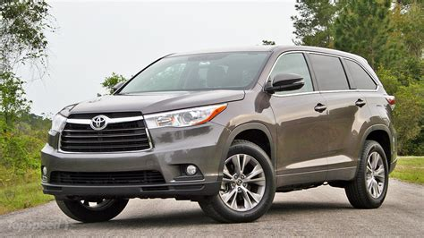 Toyota Highlander Reviews by 2016 Toyota Highlander Driven Review Gallery Top Speed