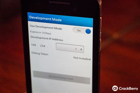 blackberry 10 development tools for android developers