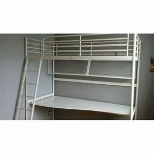 Lit Mezzanine 2 Places Ikea : lit mezzanine double ikea des id es novatrices sur la conception et le mobilier de maison ~ Preciouscoupons.com Idées de Décoration