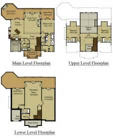 mountain house floor plans home - Houses With Floor Plans