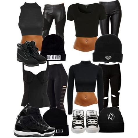 1000+ images about Gang on Pinterest   Birthday outfits Jordans and Woman outfits