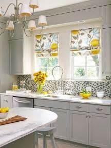 25 best ideas about kitchen window treatments on