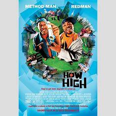 How High Movie Poster  Imp Awards