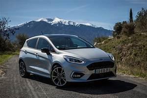 Ford Fiesta St Line Moteur : la nouvelle ford fiesta en version st line l 39 essai ersatz de sportive ~ Medecine-chirurgie-esthetiques.com Avis de Voitures