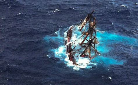 Hms Bounty Sinking Report by Uscg Releases Investigation Report Into Tall Ship Bounty
