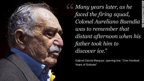 gabriel garcia marquez quotes