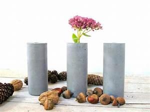 Vasen Aus Beton : 17 best images about beton concrete on pinterest grey walls mixing bowls and planters ~ Sanjose-hotels-ca.com Haus und Dekorationen