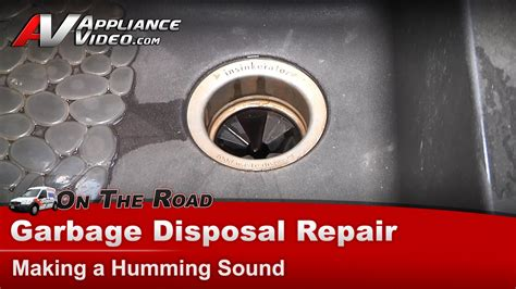 Sink Disposal Not Working by Garbage Disposal Repair Diagnostic Humming Not Working