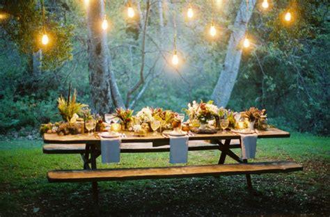 table dining gartenparty deko 50 ideen wie sie ihr schöner machen