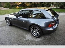 2002 Steel Gray M coupe with the S54 engine Rare Cars