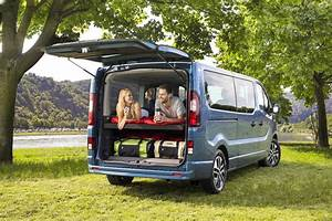 Opel Vivaro Camper : opel vivaro life makes camper vans look cool in frankfurt autoevolution ~ Blog.minnesotawildstore.com Haus und Dekorationen