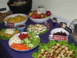 Halloween Birthday Party Food Ideas