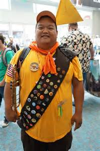 Russell From Up Movie Costume