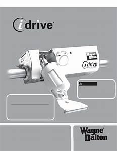 Wayne-dalton Torquemaster 3663-372 User U0026 39 S Manual