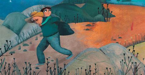 picture books  children  harsh stories  migrants
