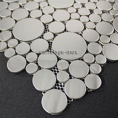 Mosaique Miroir Salle De Bain by Carrelage Inox Miroir Mosaique Salle De Bain Loop Miroir